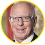 His Excellency General The Honourable David Hurley AC DSC (Ret'd), Governor of New South Wales